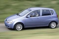 Chevrolet Aveo hatchback foto 3