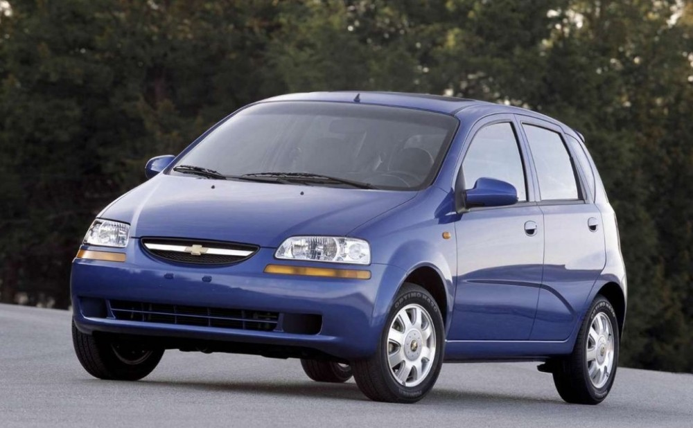 Chevrolet Aveo 2003 Photo Image
