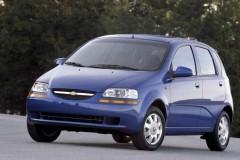 Chevrolet Aveo hatchback foto 5