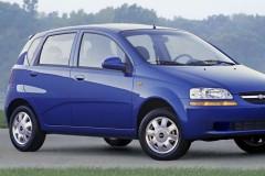 Chevrolet Aveo hatchback foto 7