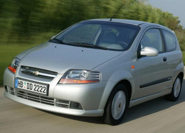 Chevrolet Aveo 3 Door Hatchback 2003 2008 Reviews Technical Data