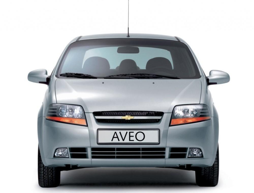 Chevrolet Aveo 3 Puerta Hatchback 2003 2008 Opiniones Datos