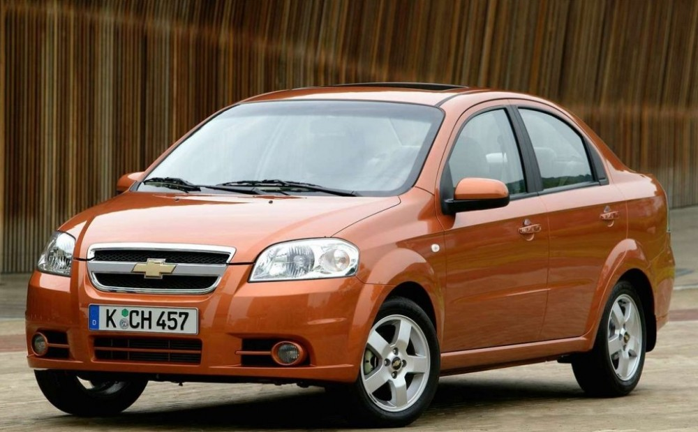 Chevrolet Aveo Sedan 2006 2008 Reviews Technical Data Prices