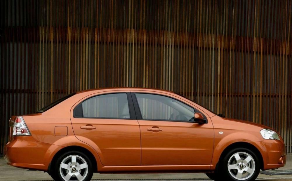 Chevrolet Aveo Sedn 2006 2008 Opiniones Datos Tcnicos Precios