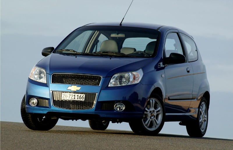 Chevrolet Aveo 3 Door Hatchback 2008 2011 Reviews Technical Data