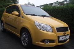 Chevrolet Aveo 3 puerta hatchback foto 10