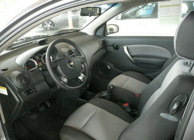 Chevrolet aveo 3 puerta hatchback 2008 2011 opiniones - Chefy 5 opiniones ...