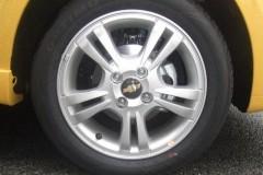 Chevrolet Aveo 3 puerta hatchback foto 7
