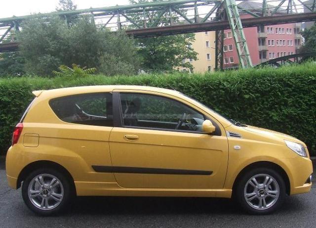 Chevrolet Aveo 3 Puerta Hatchback 2008 2011 Opiniones Datos