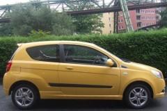 Chevrolet Aveo 3 puerta hatchback foto 5