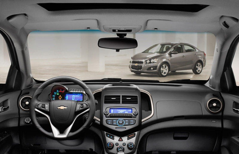 Chevrolet Aveo Sedan 2011 Reviews Technical Data Prices