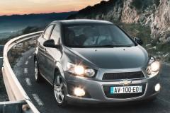 Chevrolet Aveo sedan foto 5