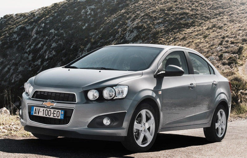 Chevrolet Aveo Sedan 2011 Reviews Technical Data Prices