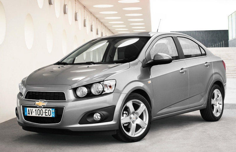 chevrolet aveo sed n 2011 opiniones datos t cnicos precios. Black Bedroom Furniture Sets. Home Design Ideas