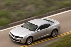 Chevrolet Camaro kupejas foto attēls 14