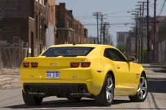 Chevrolet Camaro kupejas foto attēls 20