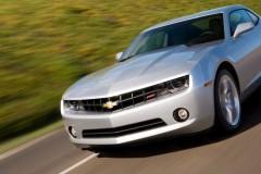 Chevrolet Camaro kupejas foto attēls 11