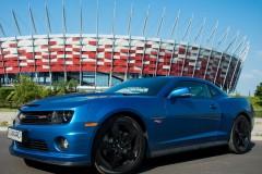 Chevrolet Camaro kupejas foto attēls 2