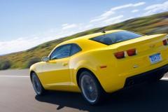 Chevrolet Camaro kupejas foto attēls 4