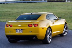 Chevrolet Camaro kupejas foto attēls 8