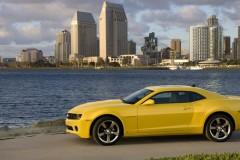 Chevrolet Camaro kupejas foto attēls 9