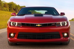 Chevrolet Camaro kupejas foto attēls 15
