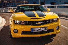 Chevrolet Camaro kupejas foto attēls 16