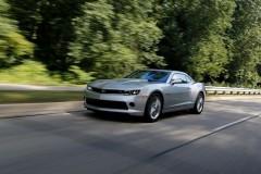 Chevrolet Camaro kupejas foto attēls 12
