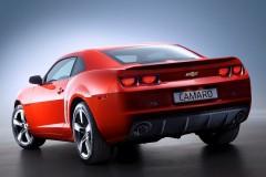 Chevrolet Camaro kupejas foto attēls 7