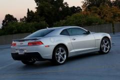 Chevrolet Camaro kupejas foto attēls 3
