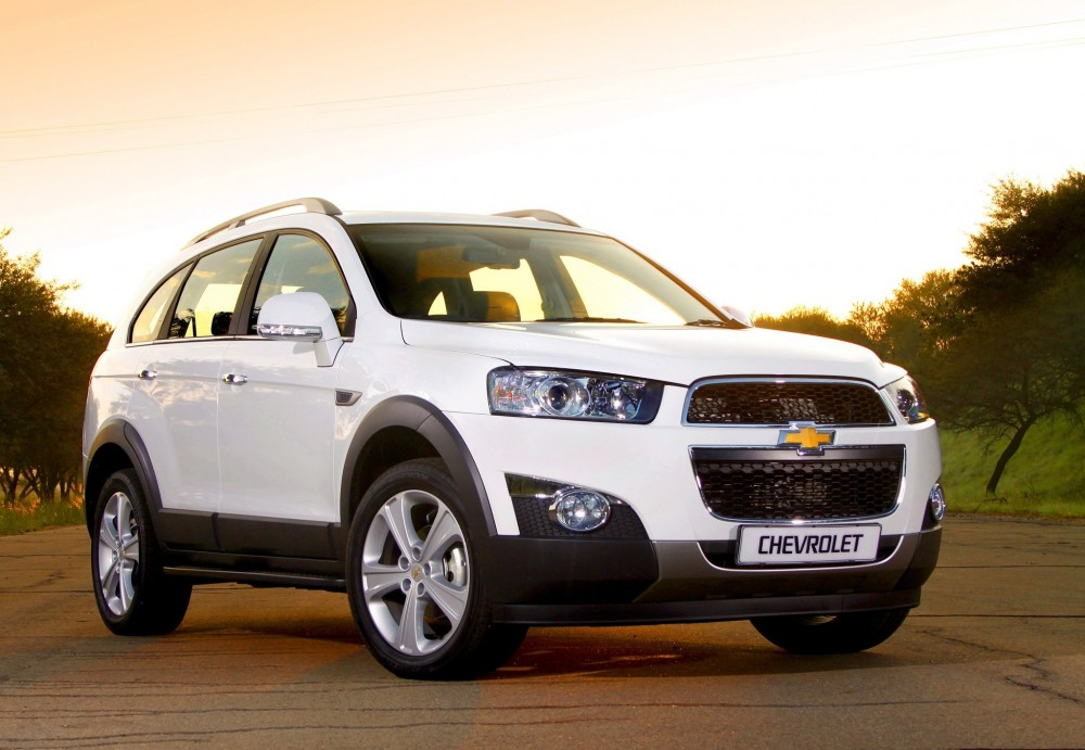 Chevrolet Captiva 2011 2013 Reviews Technical Data Prices