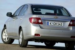 Chevrolet Epica sedan foto 1