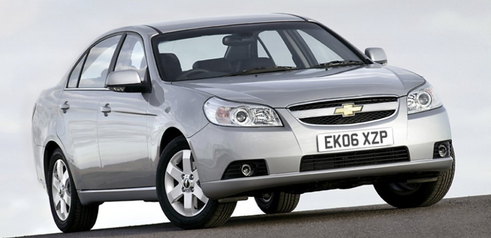 Chevrolet Epica 2006 photo image