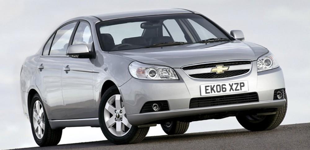 Chevrolet Epica 2006 foto