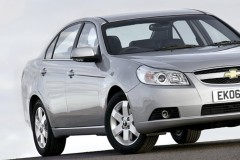 Chevrolet Epica sedan photo image 5