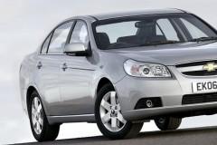 Chevrolet Epica sedan foto 5
