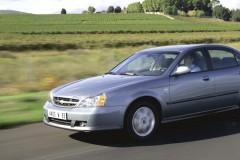 Chevrolet Evanda sedana foto attēls 2