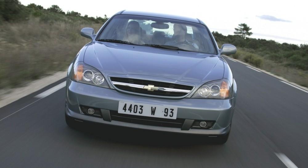 Chevrolet Evanda 2005 photo image