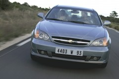 Chevrolet Evanda sedana foto attēls 3