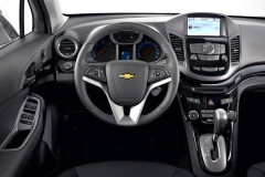 Chevrolet Orlando minivan photo image 7