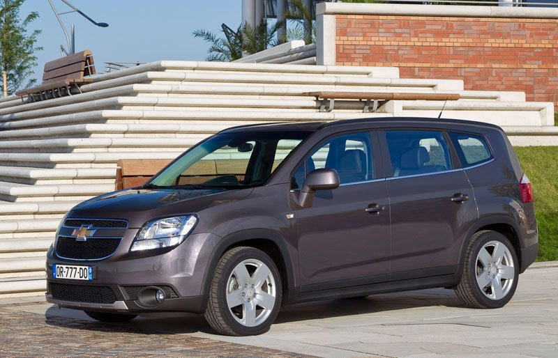 Chevrolet Orlando 2011 photo image