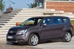 Chevrolet Orlando minivan photo image 6