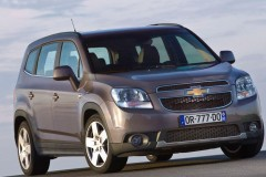 Chevrolet Orlando minivan photo image 5