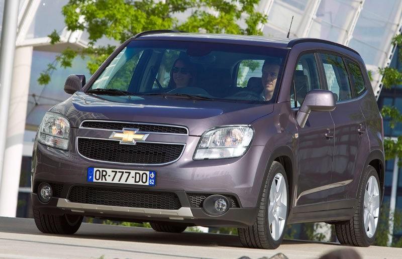 Chevrolet Orlando Reviews Reviews Technical Data Prices
