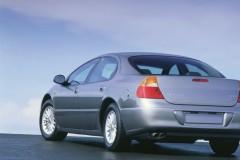 Chrysler 300M sedana foto attēls 3