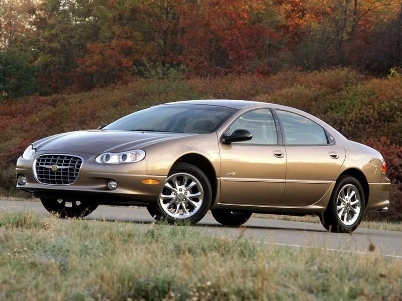 Chrysler LHS 1998 foto