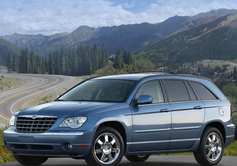Chrysler pacifica 2006 reviews