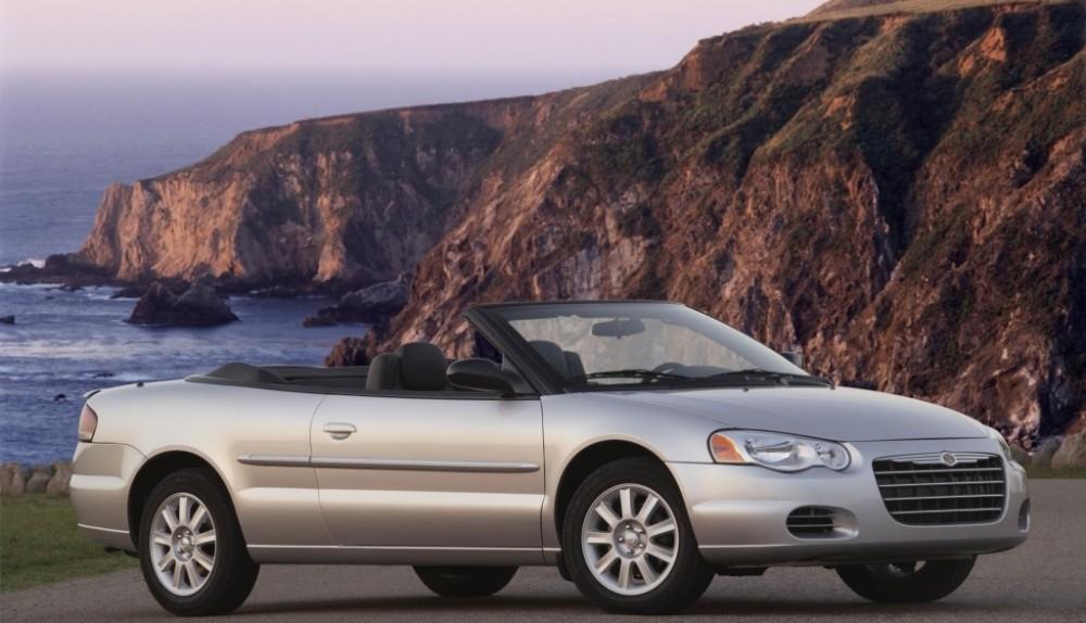 chrysler sebring cabrio 2003 2007 reviews technical. Black Bedroom Furniture Sets. Home Design Ideas