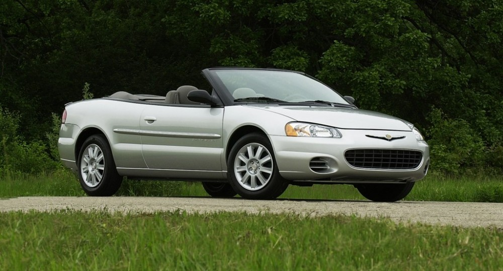 Chrysler Sebring 2003 Photo Image