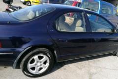 Chrysler Stratus Sedans 1999